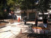 Češalj: Uređen mini park, postavljena i FONTANA