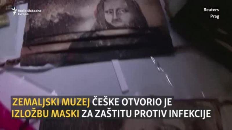 Češka: Maske već u muzeju