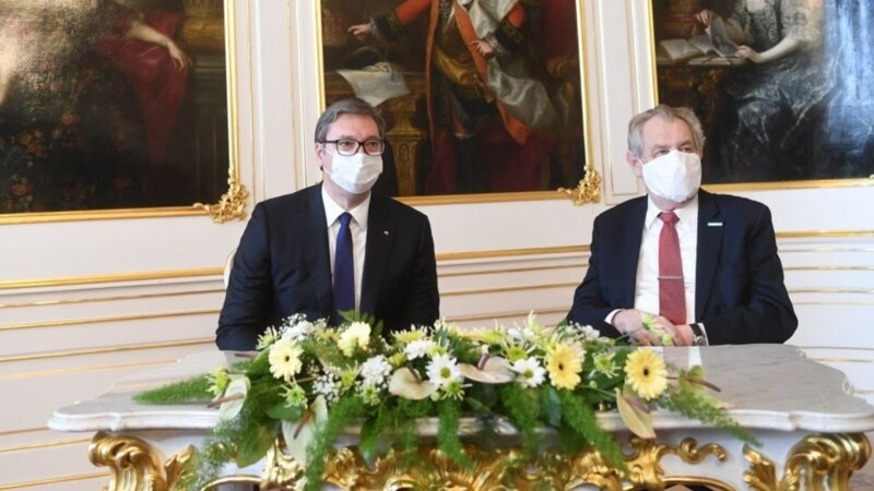 Češki predsednik se izvinio Srbiji zbog bombardovanja 1999.