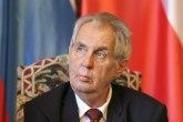 Češki senatori optužili predsednika Zemana da je prekršio Ustav