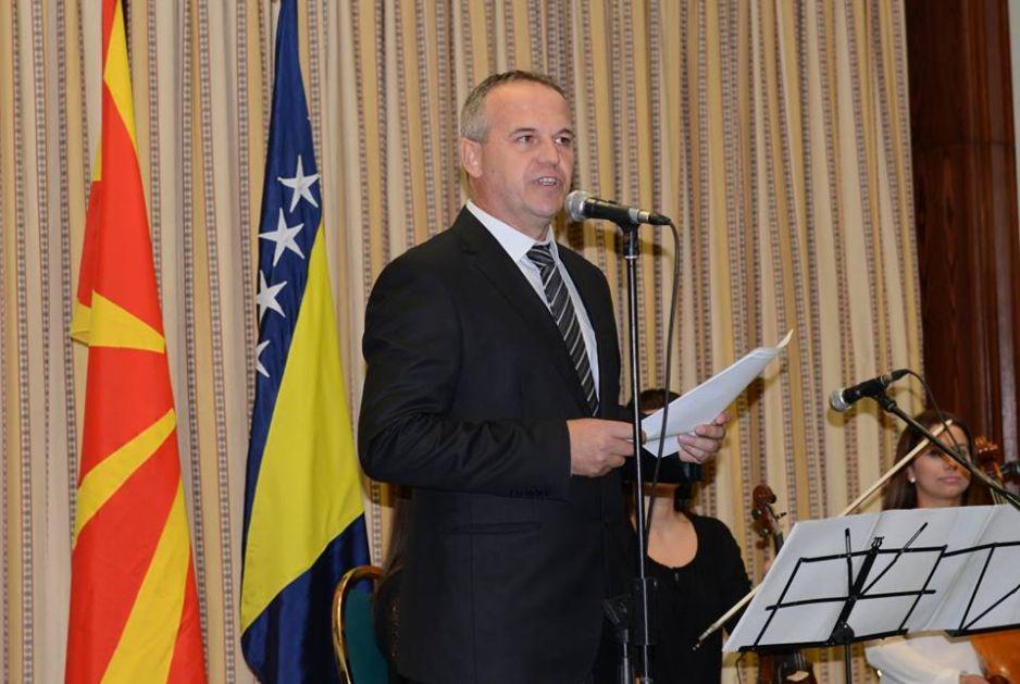 Čestitka povodom Dana Bošnjaka Makedonije