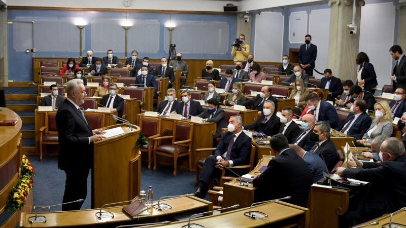 Čestitke nakon izbora nove Vlade Crne Gore iz susjedstva i šire