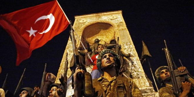 Četiri godine od pokušaja puča u Turskoj