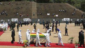 Četiri ministra u Vladi Zimbabvea umrla od korona virusa