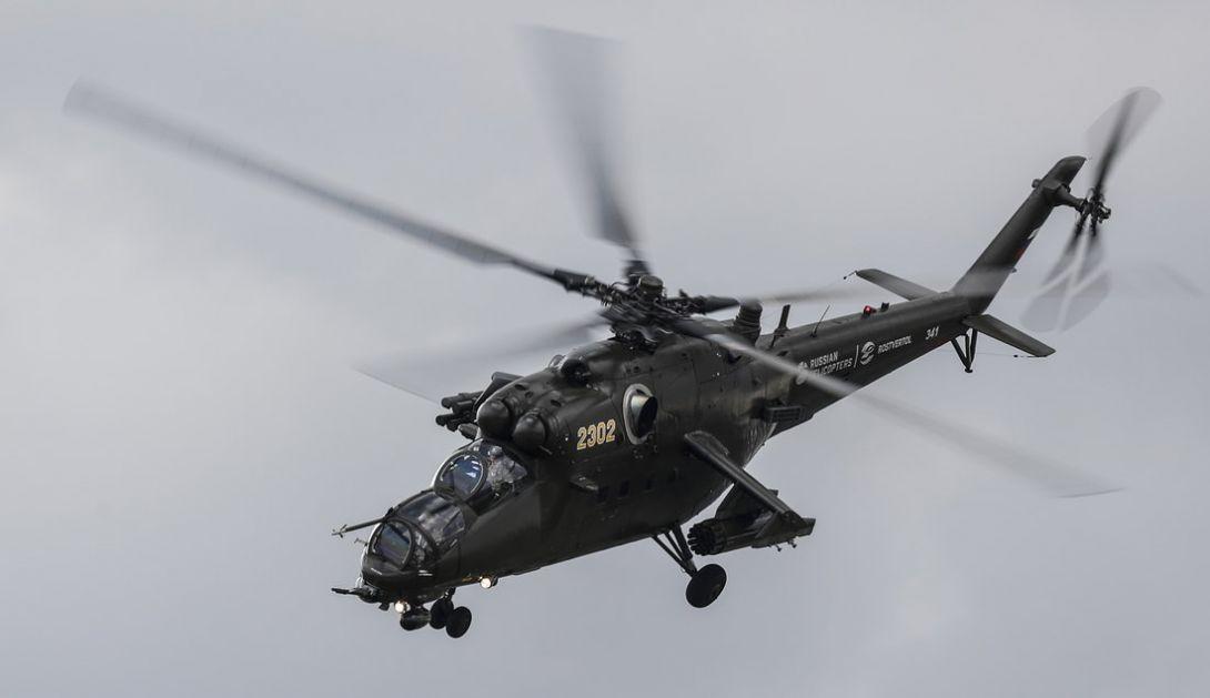 Četiri nova helikoptera stigla u Srbiju