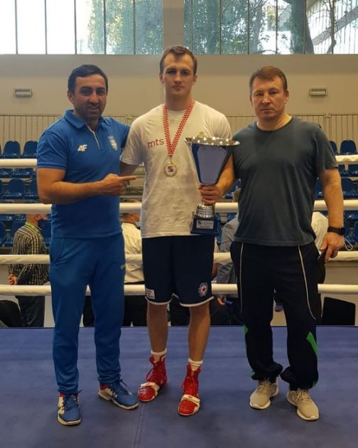 Četiri zlata za Srbiju u Zagrebu, Mirončikov najbolji bokser