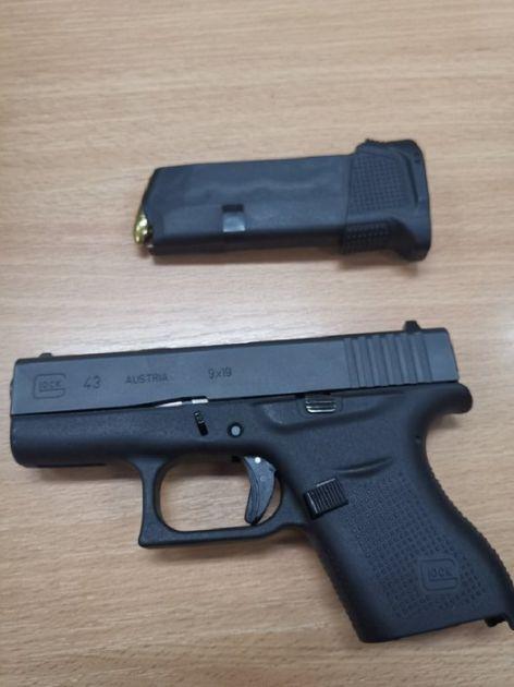Četrdesetogodišnjak iz Inđije uhapšen zbog držanja nelegalnog oružja