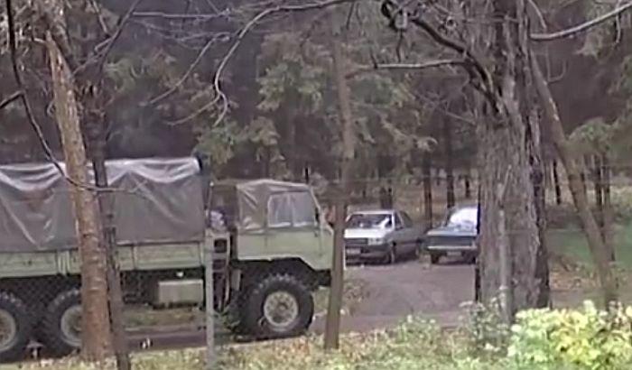 Četrnaest godina od pogibije gardista na Topčideru