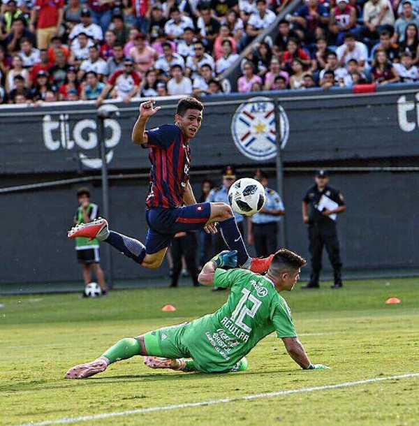 Četrnaestogodišnjak najmlađi strelac paragvajske lige