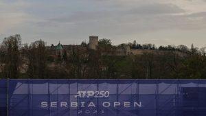 Četvorica srpskih tenisera na otvaranju Serbia Opena