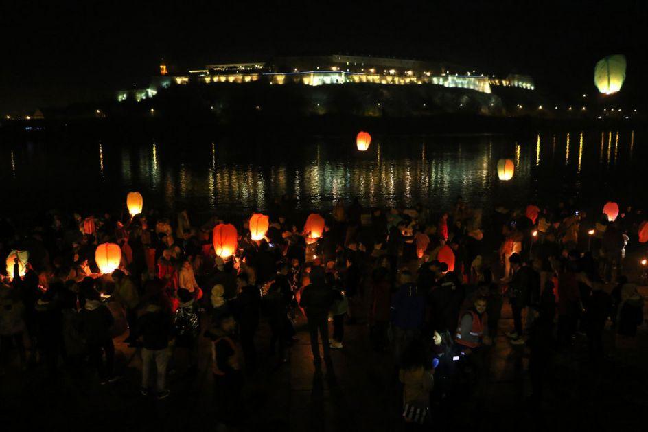 Četvrti festival lampiona u Novom Sadu