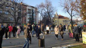 Četvrti protest Nišlija protiv bahate vožnje (VIDEO)
