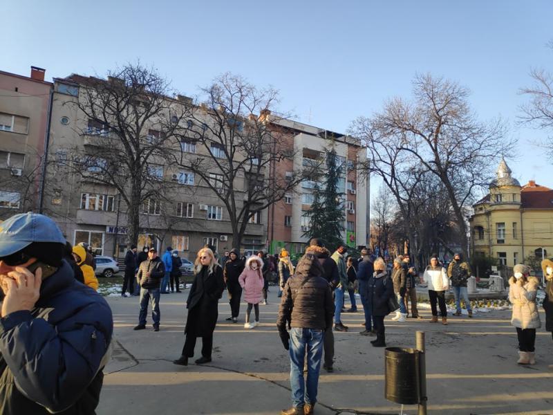 Četvrti protest Nišlija protiv bahate vožnje, građani zatražili promenu zakona