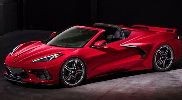Chevrolet Corvette C8 košta manje od 60.000 dolara