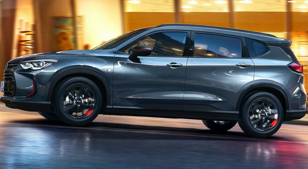 Chevrolet Orlando mild-hybrid