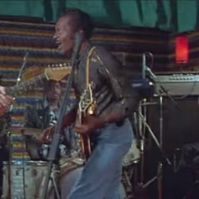 Chuck Berry, Eric Clapton, Keith Richards - Jam