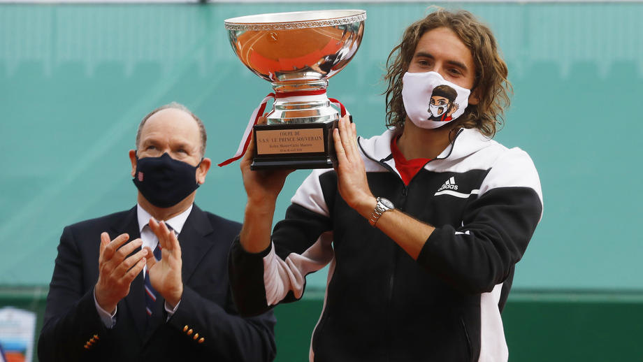 Cicipas osvojio titulu u Monte Karlu