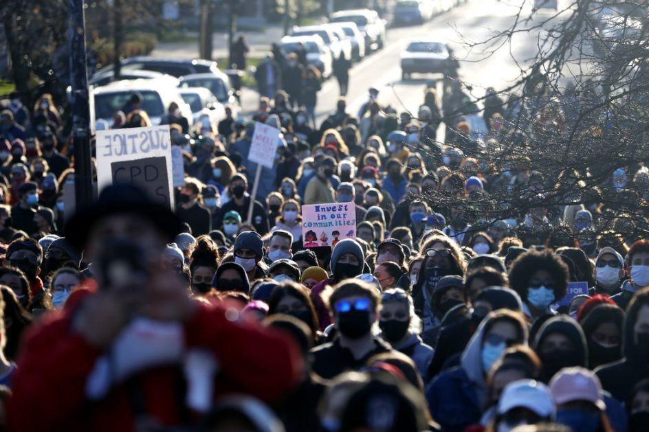 Protesti u SAD zbog policijske brutalnosti