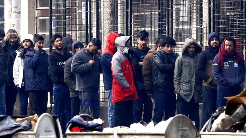 Cikotić: Protjeran migrant koji je izazvao incident