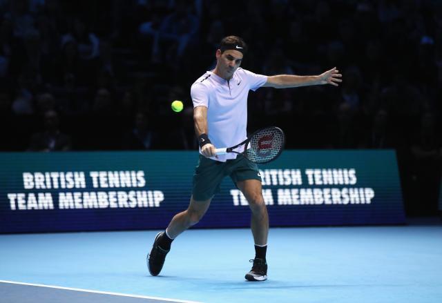 Čilić poveo protiv Federera pa se prepao