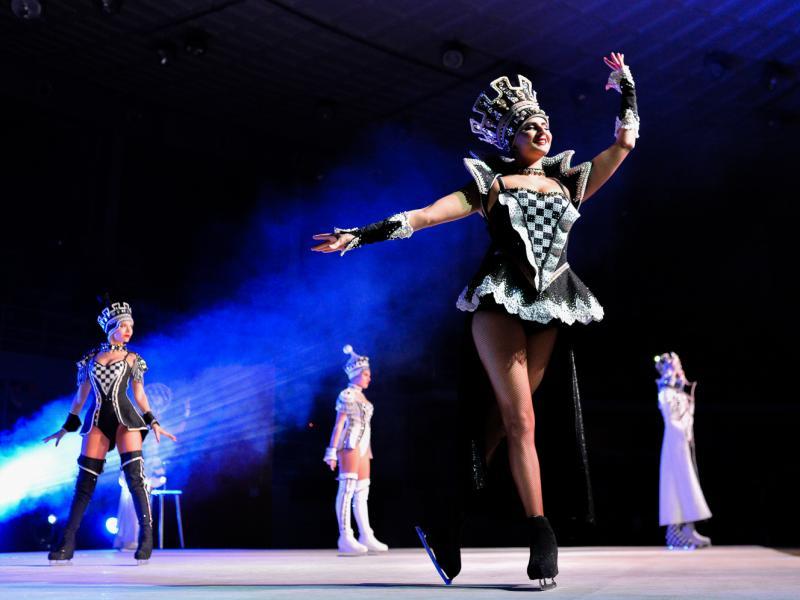 Cirkus na ledu bez leda u hali Čair podelio Nišlije [foto]