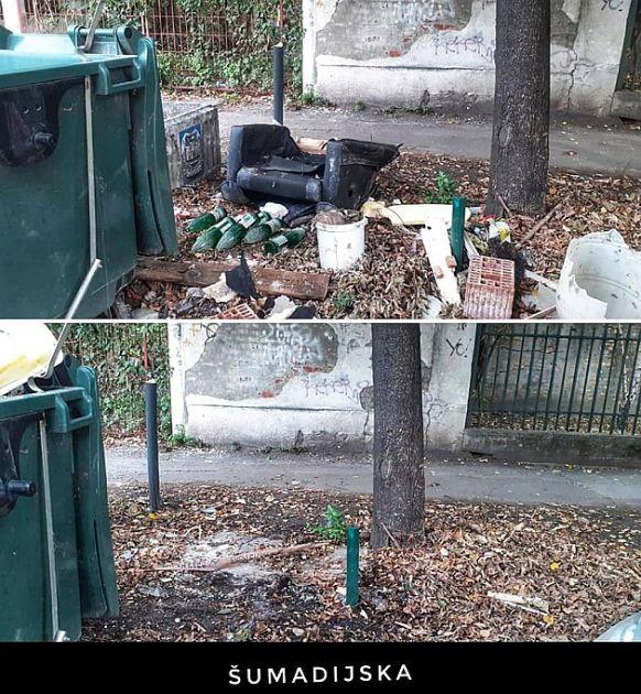 """""""Čistoća"""" apeluje: Ne gomilajte kabasti otpad i ne pravite divlje deponije, to je prekršaj"""