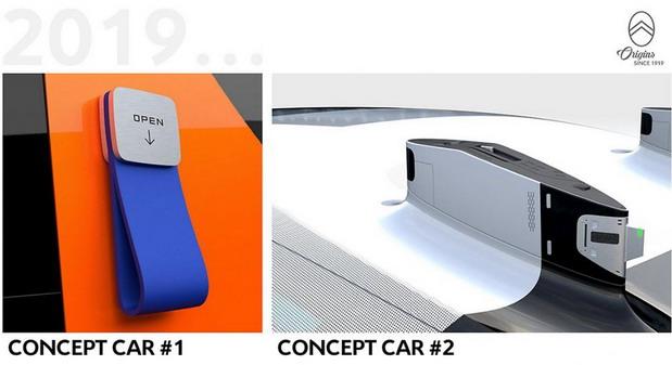 Citroen najavio dva konceptna modela… Za 2019.