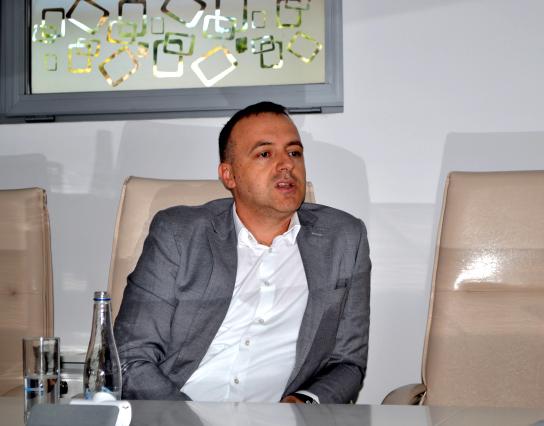 Civkaroski: Knauf ulaže još 19 MILIONA EVRA u fabriku u Surdulici, održivi razvoj prioritet
