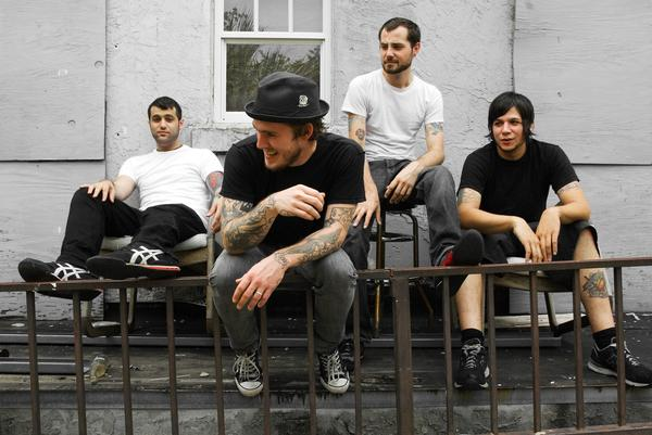 Članovi benda The Gaslight Anthem ponovo na okupu