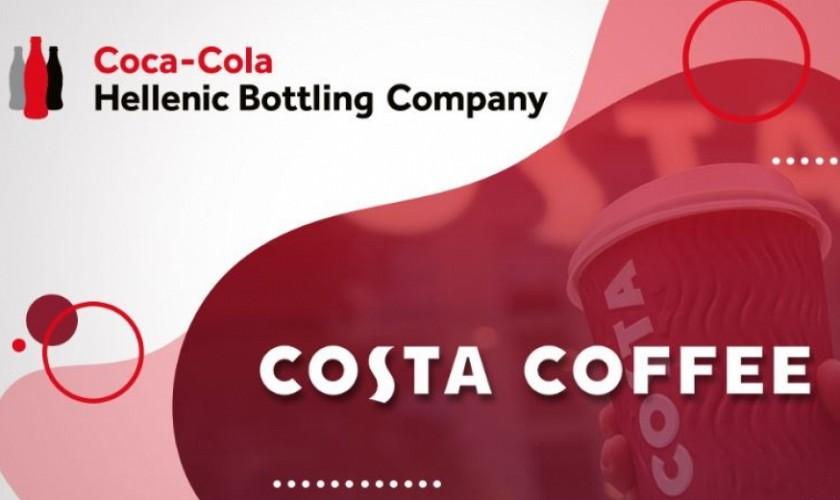Coca-Cola HBC lansira Costa Coffee na više tržišta
