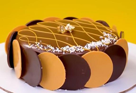 Čoko orandž torta! Osvežavajuće slatka! (RECEPT)