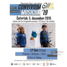 Convivium musicum 19: LP Duo