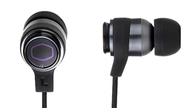 Cooler Master predstavio dva nova In-Ear headseta