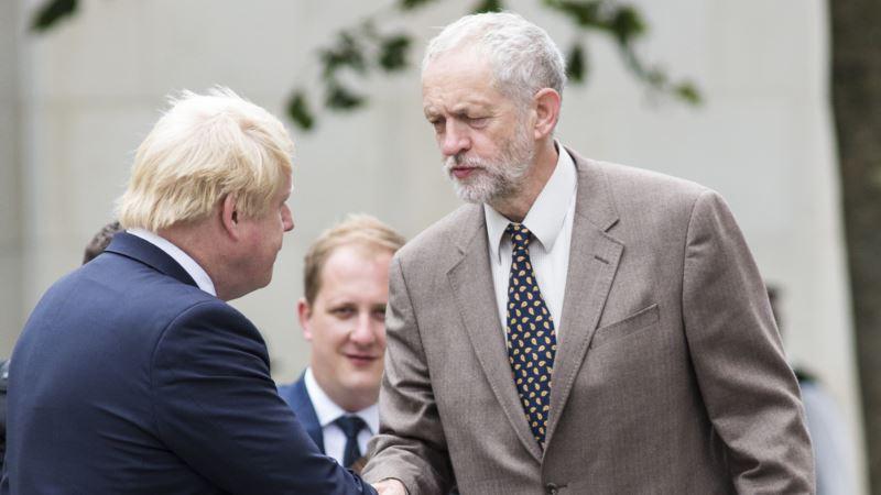 Corbynov plan za Johnsona