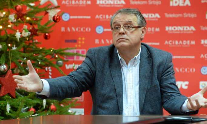Čović: Dok sam u Zvezdi nikada čaršija i ulica neće postavljati trenere