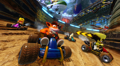Crash Team Racing Nitro-Fueled stiže na leto 2019. godine