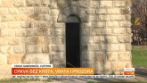 Crkva Samodreža na KiM - bez krsta, vrata i prozora VIDEO