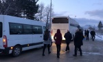 Crkvu brane na sve strane: Beranci u velikom broju krenuli na Svetosimeonivsku litiju u Podgorici (FOTO)