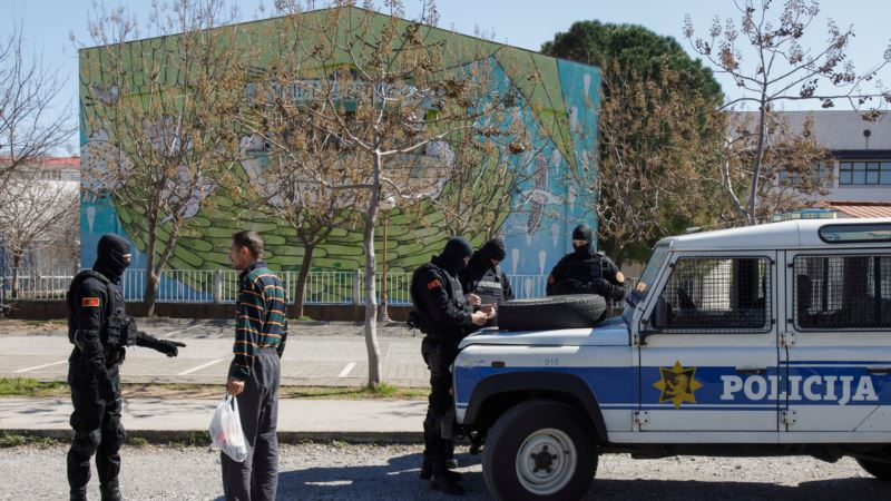 Crna Gora: 201 osoba pozitivna na koronavirus, zaražena i tri policajca