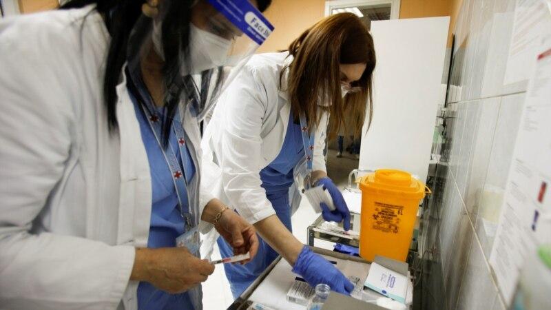 Crna Gora: Četrnaest preminulih, do sada vakcinisano 37 hiljada osoba