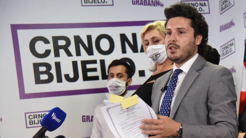 Građanski pokret URA: Navodi o ugroženosti života Dritana Abazovića