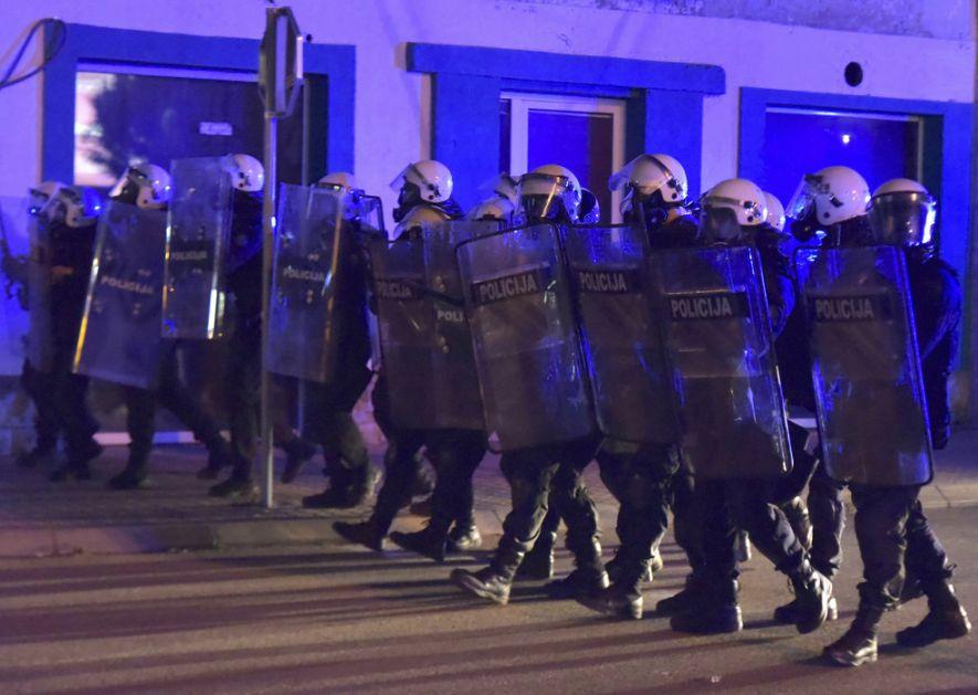 Crna Gora: Policija zaustavila auto-litiju na putu ka Bijelom Polju