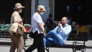 Crna Gora: Više oporavljenih nego zaraženih od korona virusa
