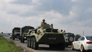 Crna Gora ne šalje pešadijski vod u misiju KFOR-a na Kosovu