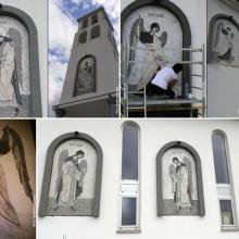 Crno-beli andjeli iz Kamenice kod Kragujevca