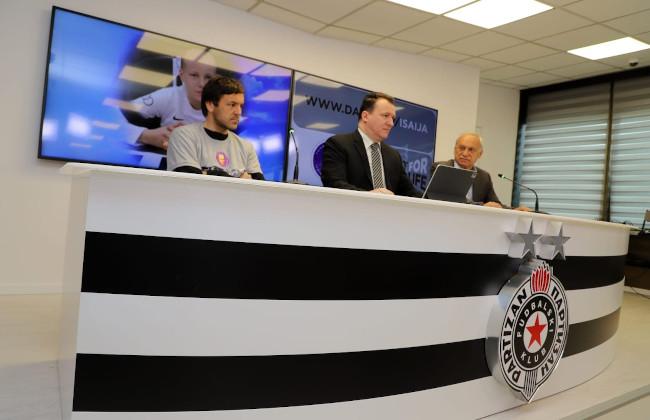 Crno-beli u humanoj misiji, otvorena Fondacija Isaija Pantić (video)