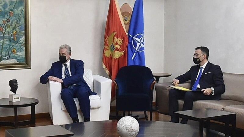 Verbalnim incidentom završena rasprava o razrješenju ministra u Skupštini Crne Gore