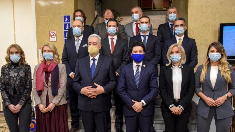 Crnogorski premijer i sedam ministara kažnjeni sa po 500 eura