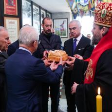 Crvena zvezda proslavila svoju slavu Đurđevdan (FOTO)