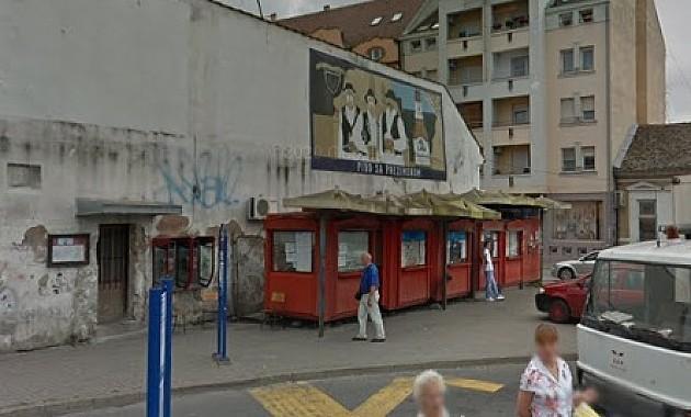 Crveni kiosci GSP-a odlaze u istoriju